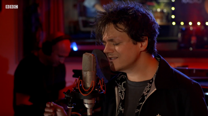 Jamie Cullum chante Have Yourself A Merry Little Christmas avec Fatima !