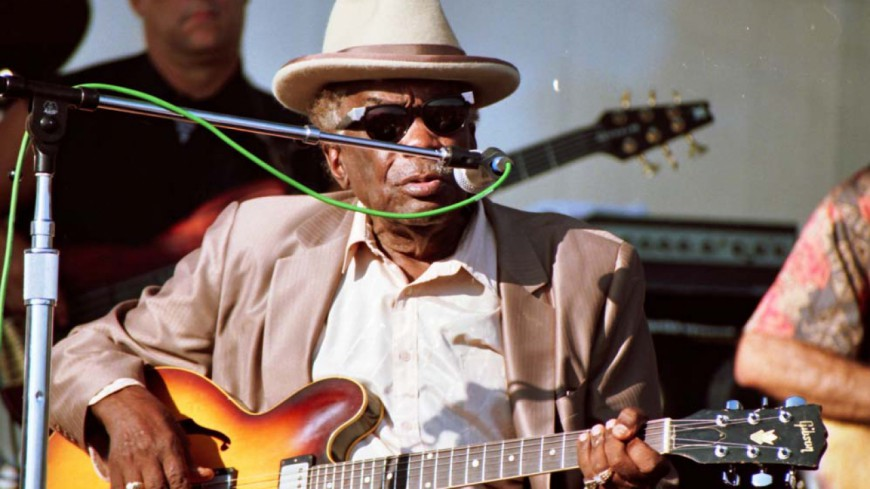 John Lee Hooker, un style unique et authentique !