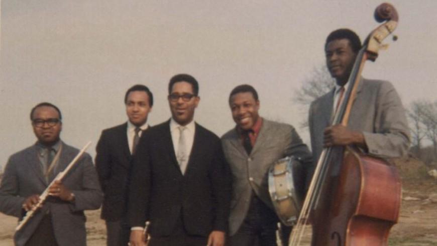 Kenny Barron dans le quartet de Dizzy Gillespie !