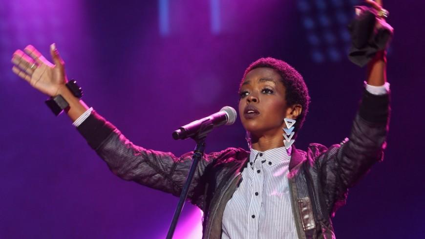 Lauryn Hill rend hommage à Fela Kuti