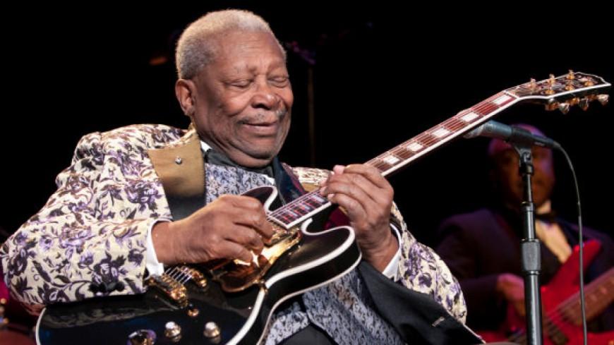 Revivez le live de B.B King au Montreux Jazz Festival !