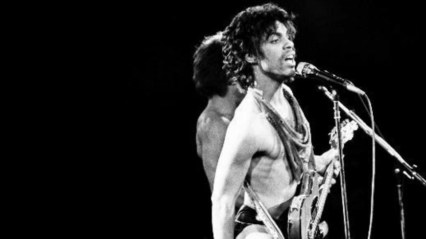 Le live parisien de Prince au Palace en 1981.