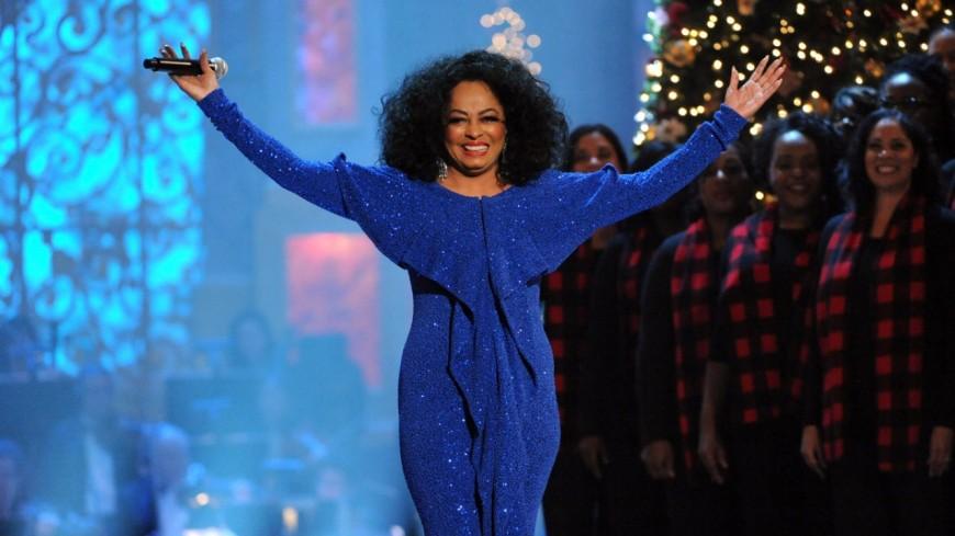 Quand Diana Ross chantait Noël pour Barack Obama