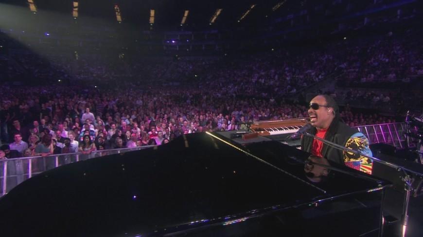 Vivez le dernier grand concert de Stevie Wonder avec Jazz Radio !