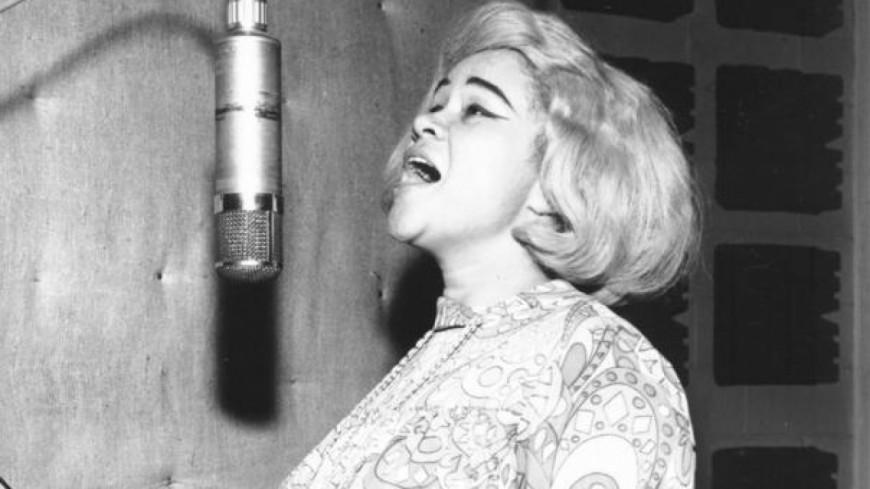 Etta James sublime chanteuse dans un live de 1975 !