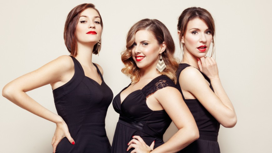"Découvrez ""I Kissed A Girl"", une cover signée The Glossy Sisters !"