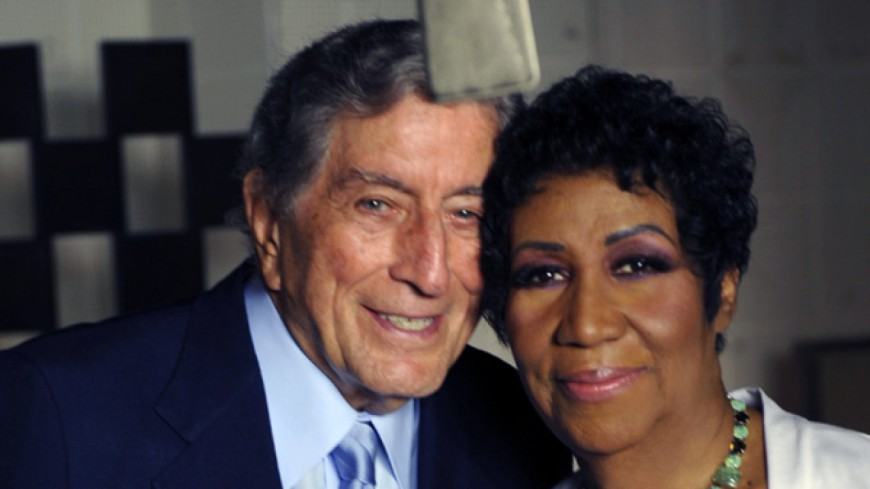 Tony Bennett & Aretha Franklin, le duo magique !