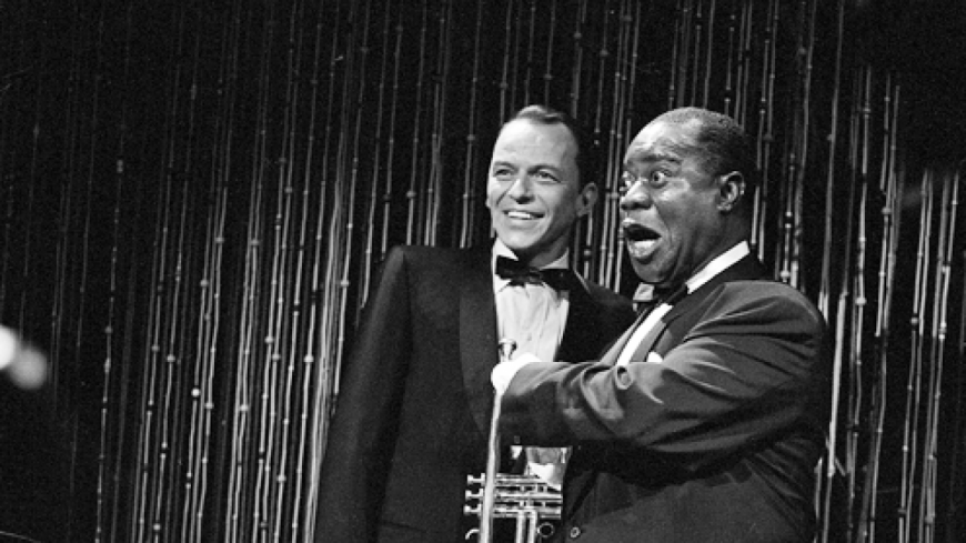 Frank Sinatra et Louis Armstrong pour un duo exceptionnel !
